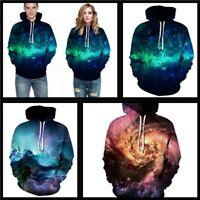 Mens 3D Print Sweatshirt Pullover Tops Womens Graphic Hoodie Unisex Jumper P