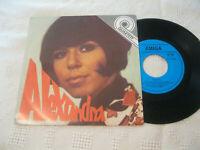 "7"" Single Alexandra Zigeunerjunge  Akkordeon  Vinyl Amiga Quartett DDR 5 56 036"