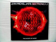 Jean-Michel Jarre with the Pet Shop Boys - Brick England UK CD Promo Mint !!
