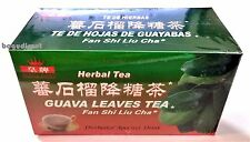 5 Boxes Royal King 100% Natural Guava Leaves Tea Diabetics Special Drink-100bags