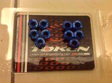 AL-K083 TK083 BLUE TOKEN Chain Ring Crankset Bolts Screws SHIMANO SRAM FSA 10gr