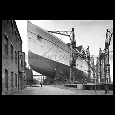 Photo B.003357 RMS EMPRESS OF BRITAIN 1930 CANADIAN PACIFIC PAQUEBOT LINER
