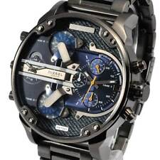 DIESEL DZ7331 MR DADDY 2.0 Multiple Time Zone Chronograph Mens Watch
