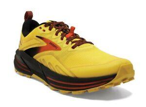 BROOKS CASCADIA 16 Scarpe TRAIL Running / Corsa UOMO [+ GRATIS DHL] Yellow/Black