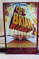 """Monty Python's """"Life of Brian"""" Movie Poster Tabletop Display Standee"""