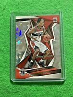 JUSTIN ROBINSON PRIZM NEW YEAR ROOKIE CARD WIZARDS 2019-20 REVOLUTION BASKETBALL