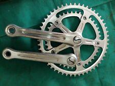 Guarnitura OFMEGA bici corsa eroica vintage old bike Bianchi Legnano Colnago