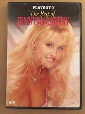 Playboy Best of Jenny McCarthy DVD 1996