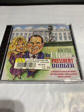 Unclear & President Danger - CD - Ep - **BRAND NEW/STILL SEALED**