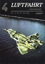 Luftfahrt international Nr. 4 Saab 37 Viggen Rarität