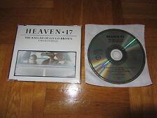 HEAVEN 17 The Ballad Of Go Go Brown 1988 UK CD single extended version 80s
