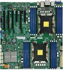 Supermicro X11DAi-N Motherboard E-ATX Intel Xeon Scalable LGA 3647 FULL WARRANTY