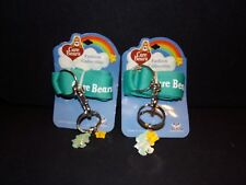VINTAGE CARE BEAR  KEY CHAIN/LANYARD 2003 FASHION COLLECTIBLE  TRI-STAR NOS