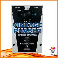 Behringer Vd400 Vintage Delay effetto a Pedale per Chitarra elettrica