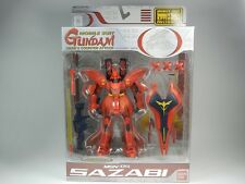 "MSIA Mobile Suit Gundam Char's Counter Attack ""MSN-04 SAZABI"" Figure Bandai New"