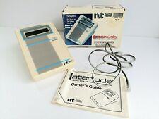 NT Northern Telecom Interlude Calling Line Identification Module Caller ID