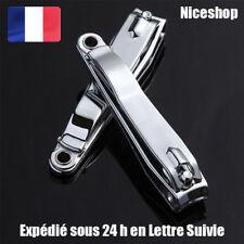 Coupe-Ongles Professionnel Manucure Pédicure Beauté Bien-Être Nail Art Outil