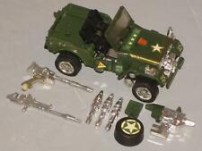 """G1 TRANSFORMER AUTOBOT HOUND COMPLETE LOT # 4 CLEANED """"LOTS OF PICS"""" NICE!"""