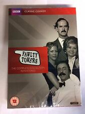 Fawlty Towers -The Complete Series 1-2 DVD Collection RemasteRed NEW & SEALED