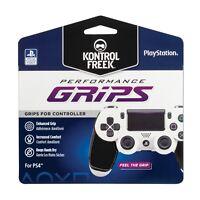 KontrolFreek Performance Grips for Playstation 4 Controller