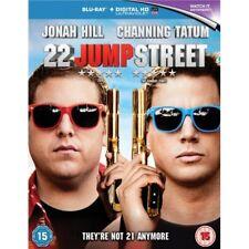 22 Jump Street Blu-ray 2014 Jonah Hill Channing Tatum
