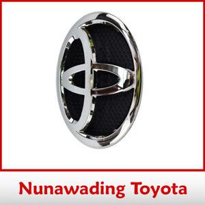 Genuine Toyota Radiator Grille Emblem Badge for Corolla ZRE152 Yaris NCP13#
