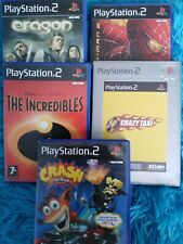 Ps2 GAMES BUNDLE x 5 condition is acceptable-good.