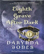 Audiobook - Eighth Grave after Dark by Darynda Jones   -   CD