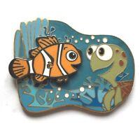 Disney Pin Badge Finding Nemo - Squirt and Nemo
