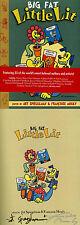 Art Spiegelman & Mouly SIGNED AUTOGRAPHED Big Fat Little Lit SC 1st Ed/1st Print
