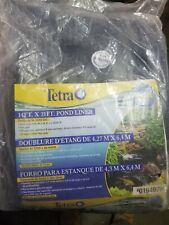 Tetra Pond TetraPond Pond PVC Liner, Puncture and Tear Resistant 14 by 21-feet