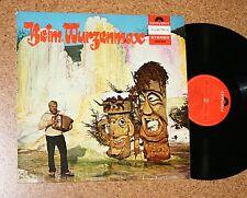 LP  Beim Wurzenmax Polydor Austria