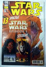 star wars 14 lucas books + 13 autocollants