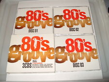 Eighties Soul Weekender 80's Groove-FUNK/SOUL Old Skool (2003) 3 CD -30 Tracks