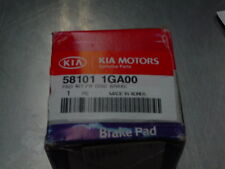 NEW OEM KIA FRONT BRAKE PADS - FITS  RIO / RIO5 2005 - 2012