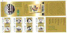 AUSTRALIA - Libretto - 1998 - Giochi Olimpici ($ 5,40)