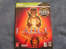 Fable: Prima Official Game Guide by Prima Temp Autho...