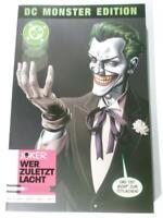 DC MONSTER EDITION Bd. 1 Joker - Wer zuletzt lacht Panini Zustand 1