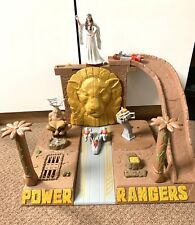 Power Rangers Wild Force Deluxe Temple Ruins Playset Incomplete Set Sound Effect