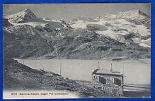 BERNINA Svizzera Switzerland Hospiz gegen Piz Cambrena no viag anni 20 f/p#20148