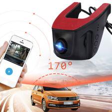 1080P Hidden Camera WiFi Car DVR Video Recorder Front and Rear Dash Cam G-Sensor