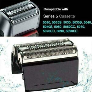 BRAUN Series 5 Replacement Head Shaver Foil 52B 5090/5090CC 5020/5020S UK