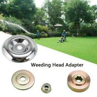 4PCS Outdoor Trimmer Head Adaptor Kit Lawn Mower Universal Mounting Accessories