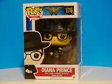 Funko Pop! Wonder Woman  #176 Diana Prince W/ Shield +P/Prot