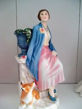 LTD EDT ROYAL DOULTON FIGURINE - HN 3230 THE QUEEN MOTHER AS THE DUCHESS OF YORK