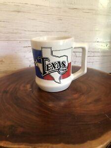 Vintage Frankoma Pottery Mug - Texas