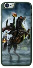 Halloween Headless Horseman Phone Case For iPhone Samsung Note 20 LG Google