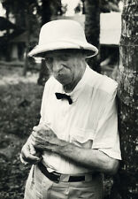 Photo Argentique Albert Schweitzer 1959