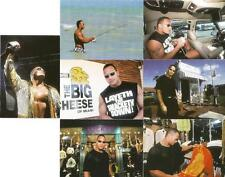 WWF Rock Solid Trading Cards Full 72 Card Base Set from Comic Images