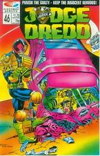 Judge Dredd # 47 (Jim Baikie, Barry Kitson) (Quality Comics USA, 1989)